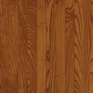 Bruce Oak Gunstock 3/4 in. Thick x 5 in. Wide x Random Length Solid Hardwood Flooring (23.5 sq. ft. / case) AHS521