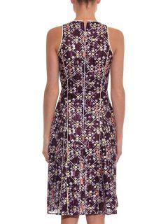 Iris embroidered tulle dress  Mary Katrantzou US