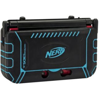 PDP XL Nerf Armor, Blue (3DS)