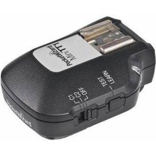 PocketWizard MiniTT1 Radio Slave Transmitter for Canon E TTL