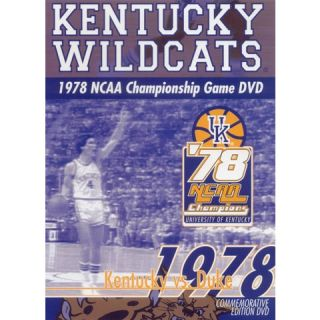 Kentucky vs. Duke: 1978 NCAA Championship Game