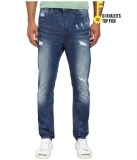 G Star Type C 3d Super Slim In Accel Stretch Denim Light Aged Destroy