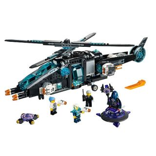 LEGO Ultra Agents Ultracopter vs. Antimatter (70170)    LEGO