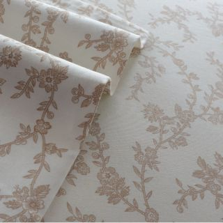 Laura Ashley Home Victoria 300 Thread Count Cotton Sateen Sheet Set
