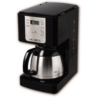 Mr. Coffee 8 Cup Thermal Programmable Coffee Maker, JWTX85