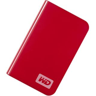 Western Digital 500GB My Passport Portable Hard Drive (Refurbished