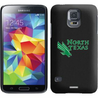 North Texas Mean Green Galaxy S5 Primary Logo Thin Shield Case