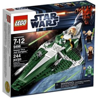LEGO Star Wars Saesee Tiin's Jedi Starfighter Play Set