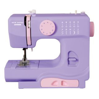 Janome Lady Lilac Portable Sewing Machine   Shopping   Big