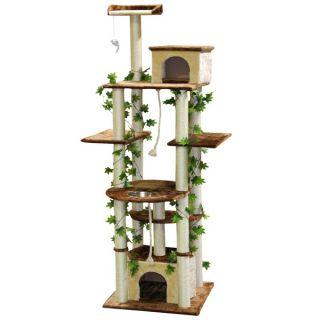 Go Pet Club Beige 85 inch Cat Tree   16613869   Shopping