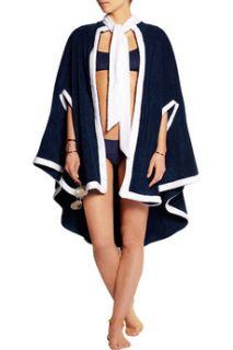 Cotton terry cape  Lisa Marie Fernandez