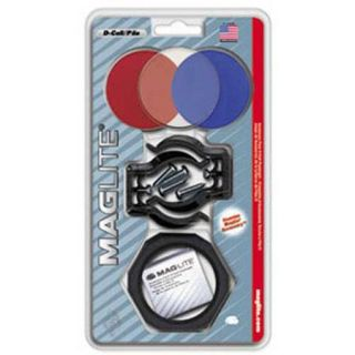 Maglite ASXX376 D Cell Flashlight Accessory Pack ASXX376