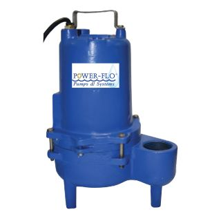 10 HP Sewage Submersible Pump with 6.2 Amps Manual Operation by