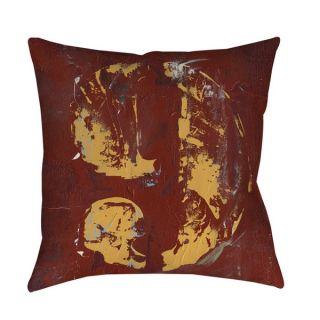 Thumbprintz Vintage Numbers IX Throw Pillow or Floor Pillow   16539255
