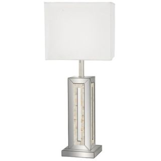 Uttermost Jernigan 28.25 H Table Lamp with Square Shade