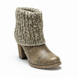 Muk Luks Womens Taupe Chris Boot   17500920   Shopping