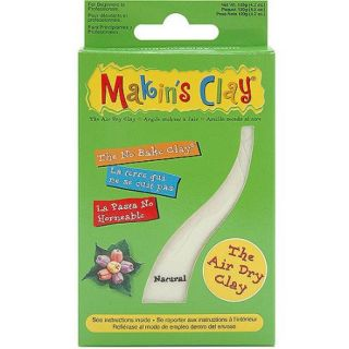 Makins USA Clay Air for Crafts, 120gm, Multi Color Multi Colored