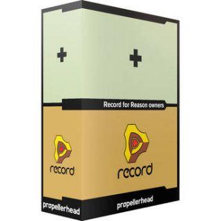 Propellerhead Software Record 1.5   Multi Track 99 101 0022