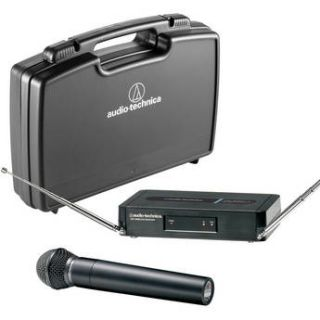 Audio Technica PRO 302 Wireless System with Handheld PRO 302 T8