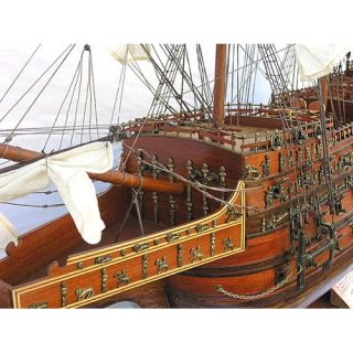 Old Modern Handicrafts Sovereign Of The Seas Xl Limited Edition Model
