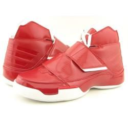 Adidas Mens Red DropTop Basketball Shoes (Size 13)   14012263