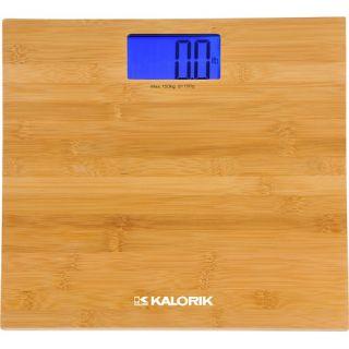 Kalorik Digital Bathroom Scale Brown EBS 37070