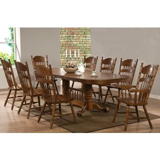 Trieste Windsor Country Style Dining Set   16414481