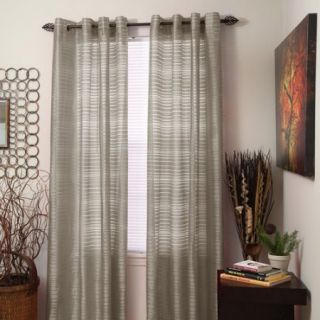 Somerset Home Maggie Grommet Curtain Panel