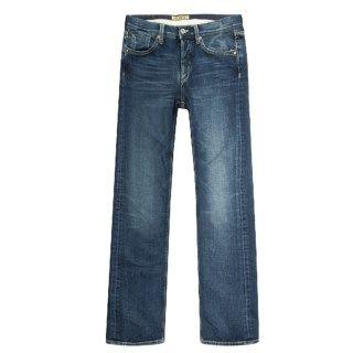 Meltin' Pot Premium Washed Denim Jeans (For Men) 59217 45
