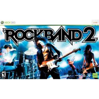 XBOX 360   Rock Band 2 Special Edition Bundle (Refurbished