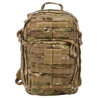 5.11 Tactical Rush 12 Backpack, Multicam Camouflage 56954 169