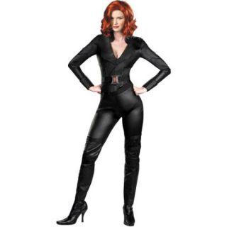 Black Widow Avengers Adult Halloween Costume