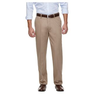 Haggar H26   Mens No Iron Classic Fit Twill Trouser