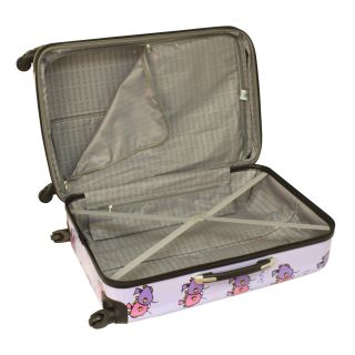 Multi Love Birds 29 Hardsided Spinner Suitcase by Ed Heck