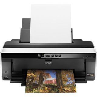 Epson Stylus Photo R2000 Wireless Photo Printer Black C11CB35201