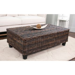 Lorain Brown Rectangle Coffee Table   17269301