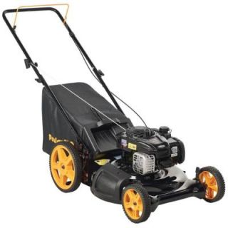 Poulan PRO 21 in. Push Walk Behind Gas Mower 961320093