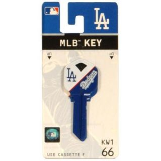 The Hillman Group #66 MLB Los Angeles Dodgers House Key 89690