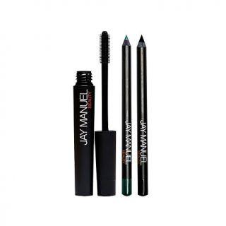 Jay Manuel Beauty® 3 piece Eye Makeup Set   Iconic   7919694