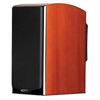 Polk Audio LSiM703 Bookshelf Loudspeaker, Single, Mt. Vernon Cherry LSIM 703 C