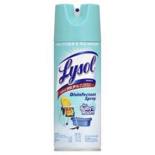 Lysol Disinfectant Spray, Baby's Room Scent, 12.5 Ounce