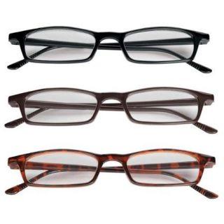Optx 2020 3 Pair ValuPac Classic Reading Glasses, 4.00