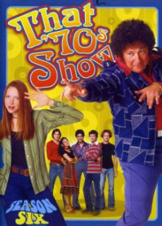 That 70s Show: Season 6 (DVD)   Shopping