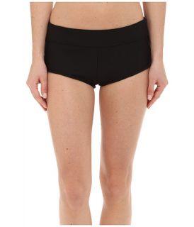 Next By Athena Good Karma Banded Shorts Black, Black