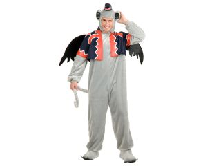 Adult XL 46 48 Winged Wizard of Oz Flying Monkey Costume