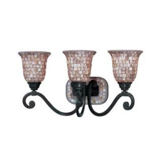 Classic Lighting Pearl River 3 Light Bath Vanity Light