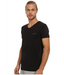 Diesel Umtee Michael T Shirt Tais Black, Clothing, Black