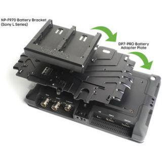 SmallHD Sony L Series Power Kit for DP7 PWR BB DP7 SON L KIT